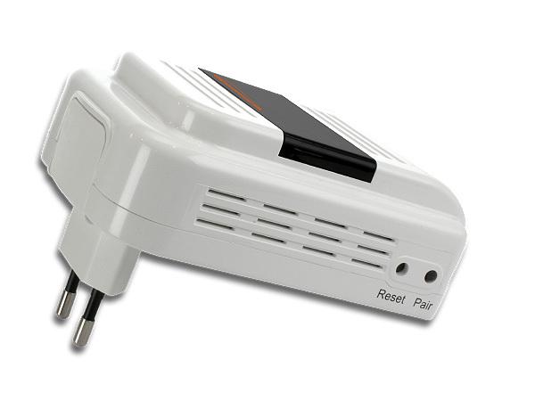 kit 2 adaptateurs reseau ethernet cpl 200 mbps. Black Bedroom Furniture Sets. Home Design Ideas