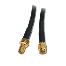 Cable de rallonge pour antenne wifi de 10 metres - Rallonge cable antenne ...