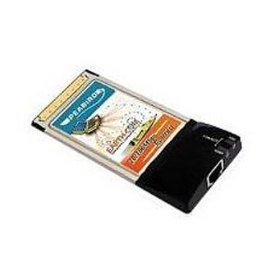 CARTE PCMCIA 10/100BASE-TX 32BITS CARD BUS DANGLESS